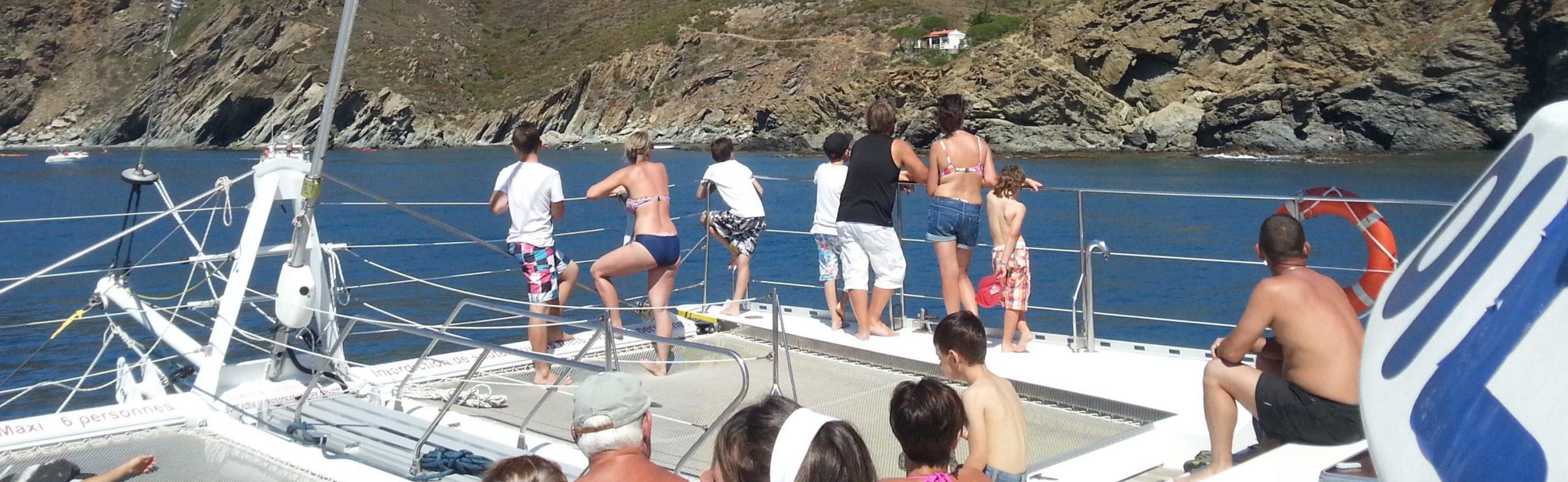 catamaran-navivoile-sortie-en-mer-au-depart-de-port-vendres-ou-canet-en-roussillon