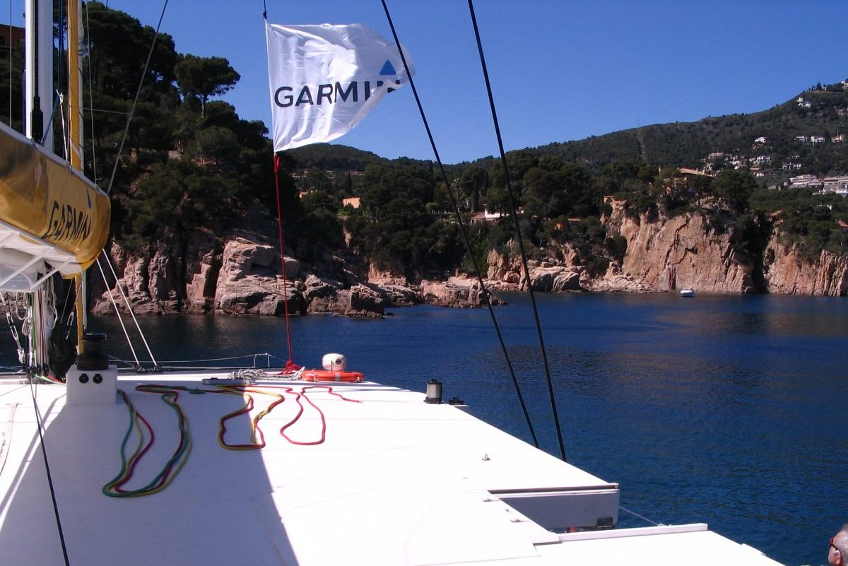 catamaran navivoile tarifs groupe agence bateau privatise au depart de canet en roussillon ou port vendres dans les pyrenees orientales crique sauvage