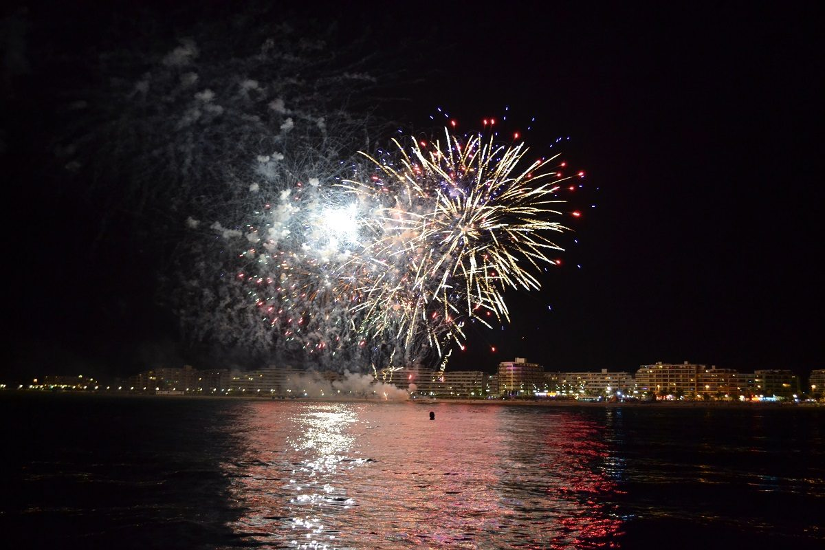 catamaran navivoile bon cadeau feu artifice du 15 août de port saint cyprien