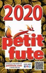 Plaque guide touristique Petit Futé 2020 catamaran navivoile canet en roussillon