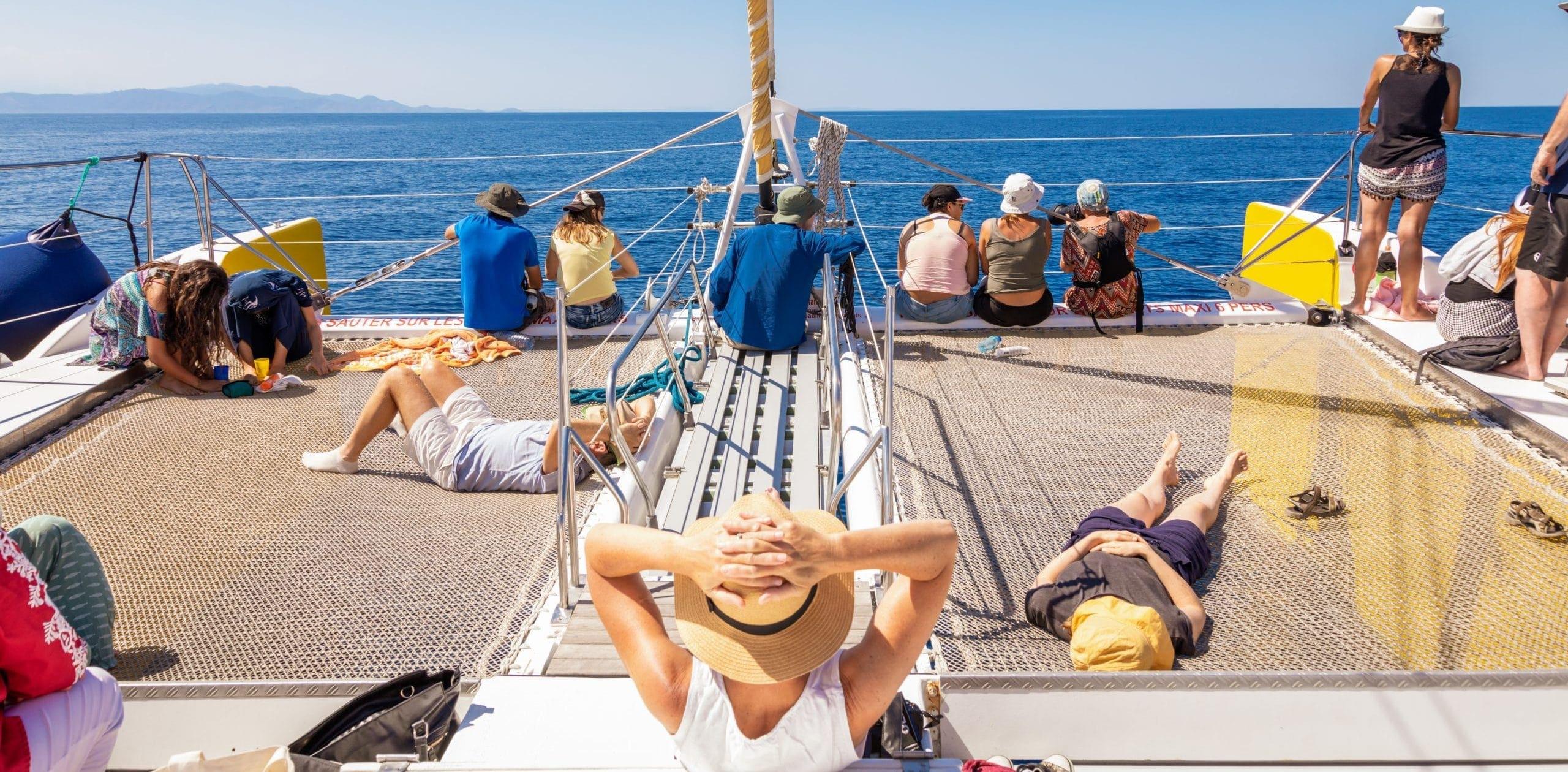 croisieres d'observation de la faune marine navivoile - canet en roussillon
