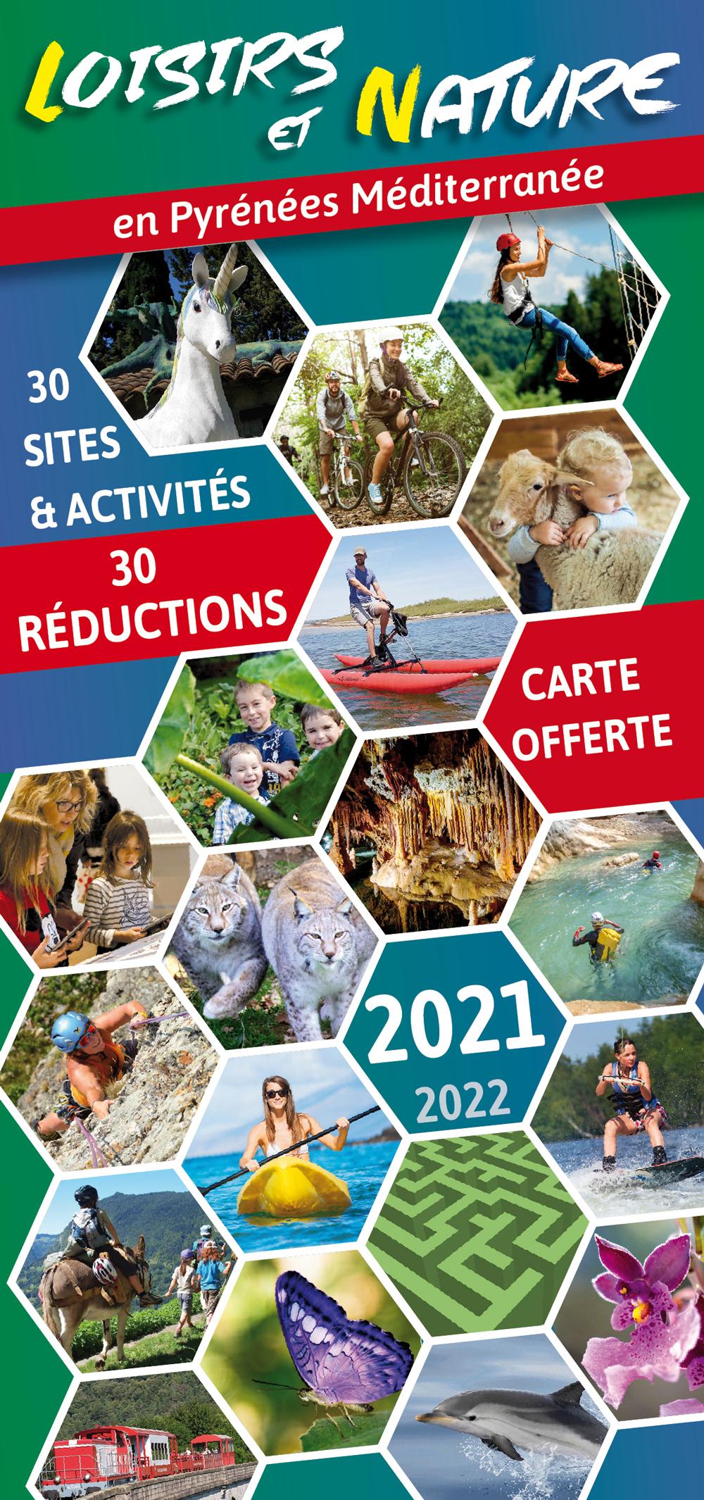 activités partenaires navivoile Loisirs et nature 2021