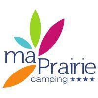logo camping ma prairie canet en roussillon